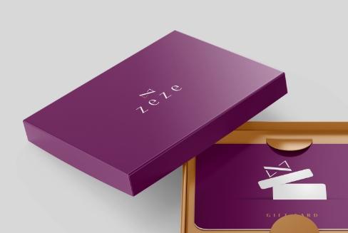 Purple Pixel Design Group - brand logo - Shop Zeze branding - branding best